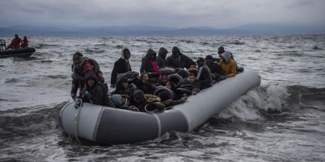 Grecia devuelve en caliente de forma sistemática a solicitantes de asilo por mar: «Es una catástrofe para los derechos humanos»