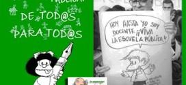 Jesús Fernández Osorio: «Educación pública-Educación privada»