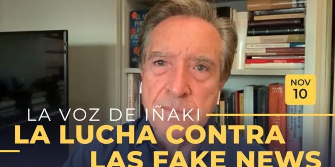 La lucha contra las 'fake news'