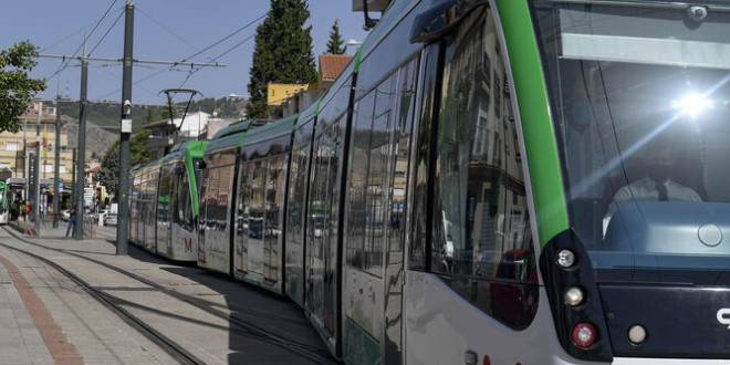 ATARFE: La Junta licita el proyecto para la ampliación del Metro de Granada hasta CHURRIANA Y ATARFE