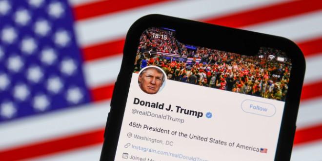 Los cuatro años de Trump como presidente tuitero