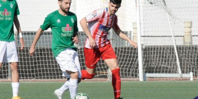 La inercia del Arenas decanta el derbi, 0-1 a favor del Atarfe