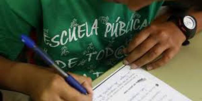 """¿Qué """"libertad"""" reclama la escuela concertada?"""