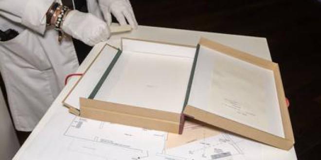 Los 48 folios del 'maleficio' de Federico García Lorca