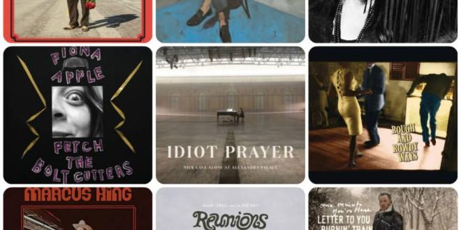 Los mejores discos del peor año