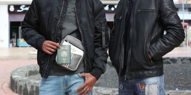 Los migrantes que viajaron a Granada y despertaron los bulos de la derecha: «No quiero estar en un hotel, quiero trabajar en el campo»