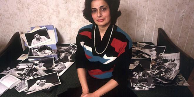 Clara Shagenovna, el motor de Kaspárov