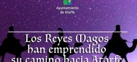 ATARFE :DISPOSITIVO DE SEGURIDAD PARA VER Y SALUDAR  A LOS REYES MAGOS 2021