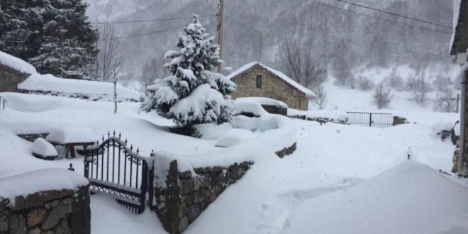 AEMET culpa a 'Filomena' de las importantes nevadas que se esperan