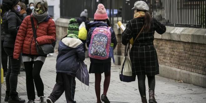 La burbuja pinchada de las escuelas