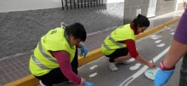 El camino al 'cole', más seguro en un centenar de centros de Granada