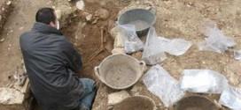 2010: Hallan los primeros restos de una nueva necrópolis en Medina Elvira