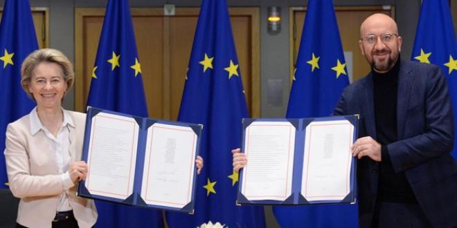 Llegó el Brexit (con acuerdo) y estos son los principales cambios a tener en cuenta