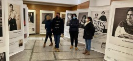 Vegas del Genil acoge la exposición 'Yo, tú, ellas', retratos de mujeres con discapacidad intelectual que luchan por sus derechos