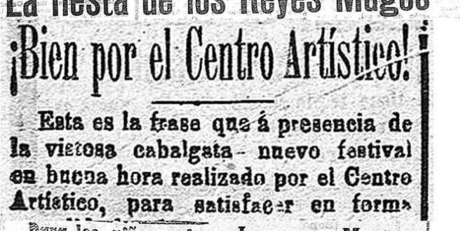 ¡BIEN POR EL CENTRO ARTÍSTICO!