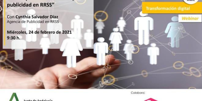 WEBINAR: Claves para realizar tu campaña de publicidad en RRSS