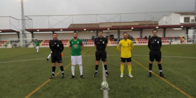 El Atarfe pierde en Begíjar en un partido igualado, 1-0