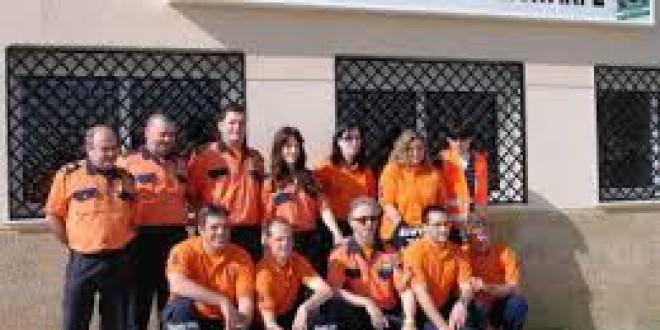 EL SERVICIO DE EMERGENCIAS 112 DE ANDALUCÍA RECONOCE LA LABOR DE PROTECCIÓN CIVIL DE ATARFE