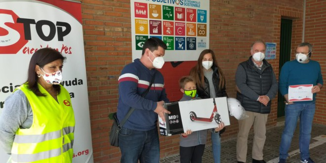 FINALIZA LA CAMPAÑA DE EDUCACIÓN VIAL EN LOS COLEGIOS DE ATARFE