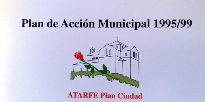 ATARFE: ELECCIONES MUNICIPALES 1995