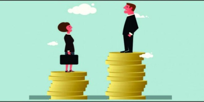 Gestha revela que banca y seguros son los sectores con mayor brecha salarial: las mujeres cobran 16.300 euros menos que los hombres