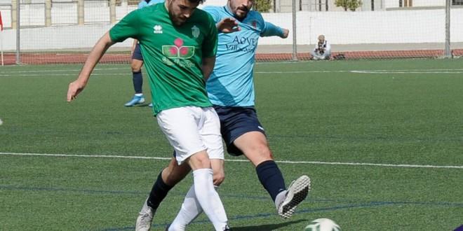 El Atarfe inicia con victoria la Fase de ascenso, 0-1