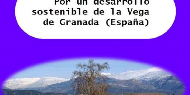 """La UGR y la Plataforma Salvemos la Vega presentan el libro """"Por un desarrollo sostenible de la Vega de Granada (España)"""""""