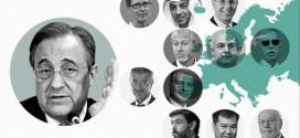 Multimillonarios, jeques, constructores y magnates del petróleo lideran la rebelión de los clubes ricos en el fútbol europeo