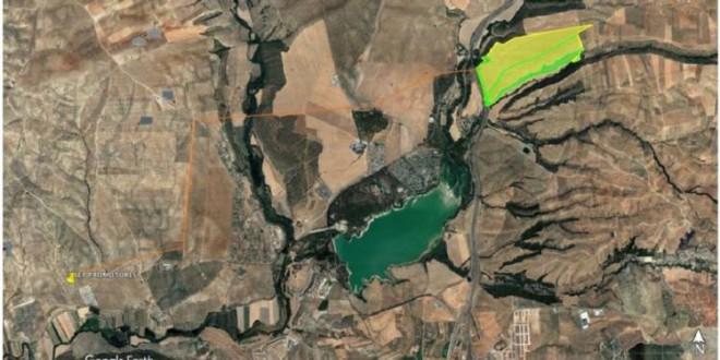 El entorno del Cubillas tendrá tres megaplantas solares que ocuparán más de 500 hectáreas