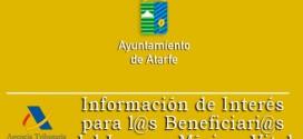 INFORMACIÓN PARA PERCEPTORES DEL INGRESO MÍNIMO VITAL (IMV) EN 2020 DE CARA A LA CAMPAÑA DE RENTA 2020