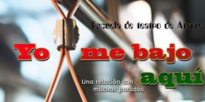 ATARFE: EL SABADO 29 NO PUEDES FALTAR AL TEATRO