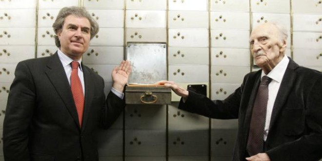 Las cajas de la memoria granadinas del Cervantes