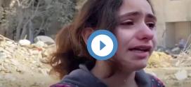 El desgarrador testimonio de una niña palestina de 10 años: «¿Qué hemos hecho para merecer esto?»
