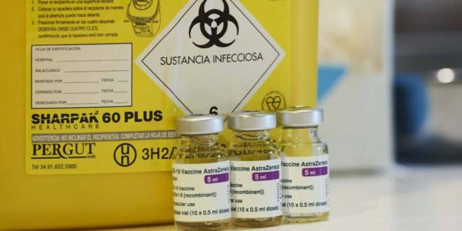 Las vacunas protegen frente a todas las variantes del SARS COV-2, según la OMS