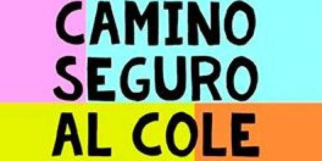 ATARFE PARTICIPA EN EL PROYECTO DE SENSIBILIZACIÓN SOBRE » CAMINO SEGURO AL COLE»
