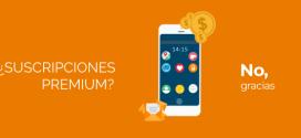 ¿Suscripciones premium por SMS? No, gracias