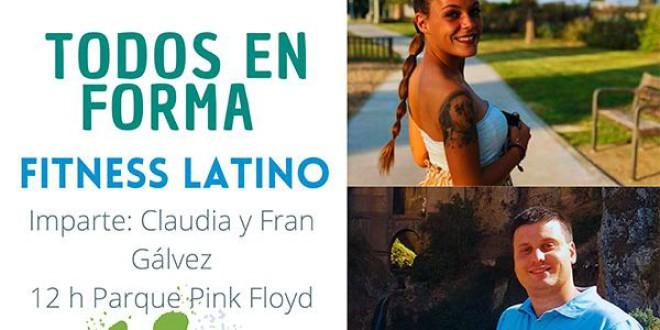 ATARFE: Sesión de Baile Moderno y Fitness Latino