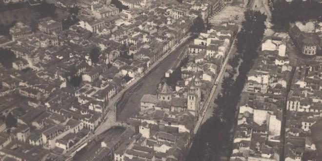 Aquella Granada fluvial que se conectaba gracias a sus puentes