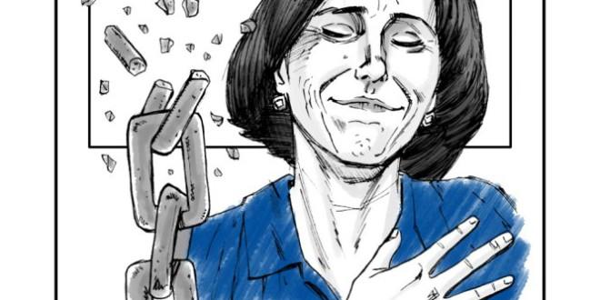 La carta de Juana Rivas tras ingresar en el CIS Matilde Cantos