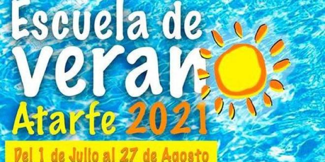 ATARFE: ESCUELA DE VERANO 2021