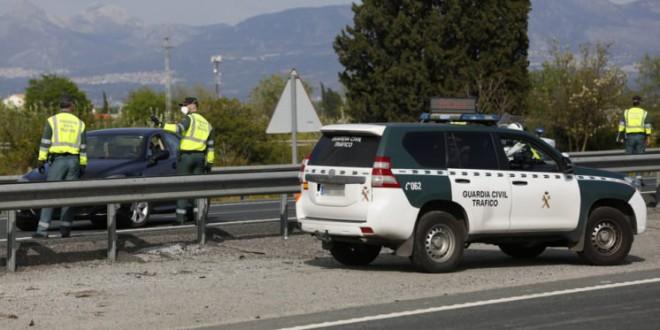 Muere un hombre de 34 años en un accidente de tráfico en Atarfe