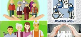 La cobertura de la seguridad social en el sector público y privado