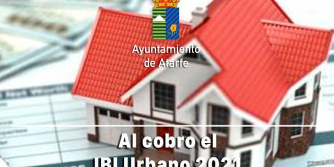ATARFE: AL COBRO EL IBI URBANO 2021