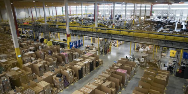 Amazon, la compañía que cambió el mundo