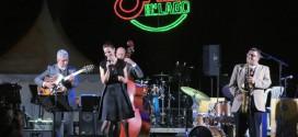La Big Band de Atarfe puso a bailar al Festival del Lago