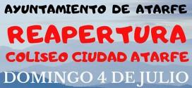 ATARFE: REAPERTURA DE LA PLAZA DE TOROS