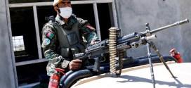 El Gobierno de Aznar ocultó la donación de 17.000 toneladas de armamento al Ejército afgano auspiciado por Bush