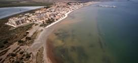La agricultura intensiva asfixia el mar Menor ante la pasividad oficial