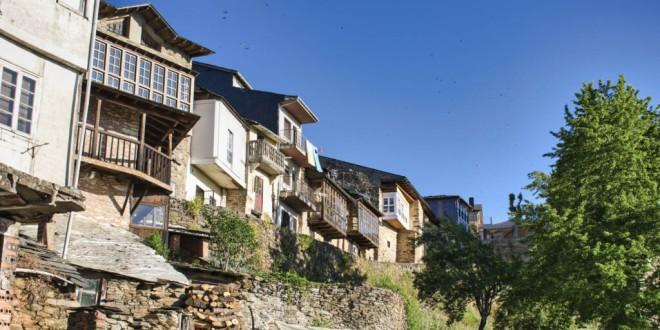 La despoblación llena la España rural de chollos inmobiliarios