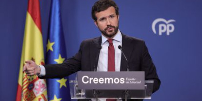 Pablo Casado, el vetócrata